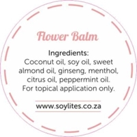 Picture of Flower Balm -Bottom-60pp