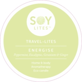 Picture of Travel Lites-Energise- 50 pp