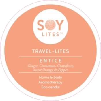 Picture of Travel Lites-Entice-50 pp
