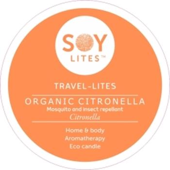 Picture of Travel Lites-Organic Citronella-50pp