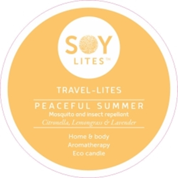 Picture of Travel Lites-Peaceful Summer-50 pp