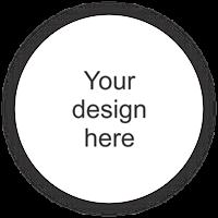 Picture of Custom 30mm round Sticker