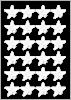 Picture of 40mm Star Custom Sticker