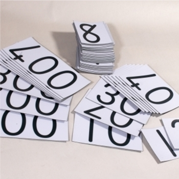 Picture of Maths Flard Cards Magnetic