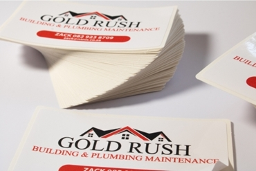 Picture for category Self-adhesive Business Cards