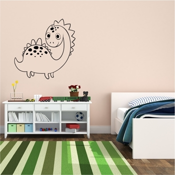Picture of Dinosaur Wall Art