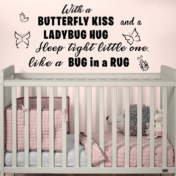 Picture of Butterfly Kiss Wall art
