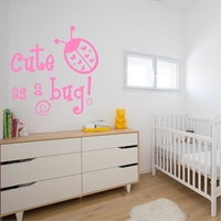 Picture of Cute as a Bug Wall Art