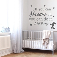 Picture of If you can Dream it Wall Art