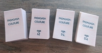 Picture of 30mm x 50mm Full Colour Stitch in Tags- 350 labels per set (CREATE YOUR OWN)