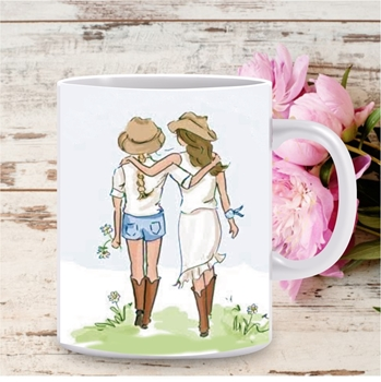 Picture of Best Friend Mug