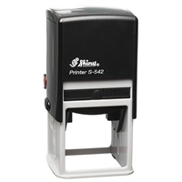 Picture of 40mm Round/Square Stamp Self inking