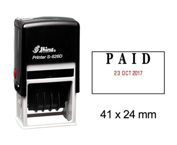 Picture of DATE Stamp 41 x 23mm