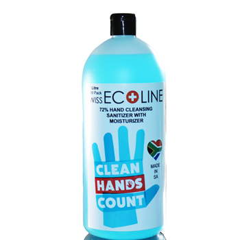 Picture of Hand Cleansing Sanitiser 1 Litre, 72 % Alcohol