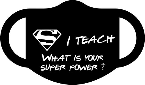 Teacher-Super Power