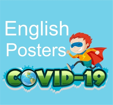 Picture for category English Covid 19 Posters
