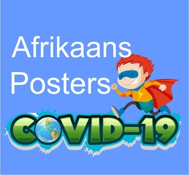 Picture for category Afrikaans Covid 19 Posters