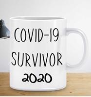 Picture of COVID-19 Survivor 2020 Mug