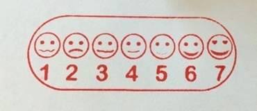 Picture for category Assessment Stamper - Sad- Smiley