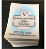 Picture of 30mm x 50mm Polyester Satin -55 units