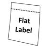 Flat Label