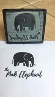 Picture of Stamper, Non self inking-size 70 x 105mm Excludes Ink Pad